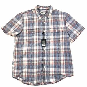 NWT Lucky Brand Sugar Magic Shirt Sz L